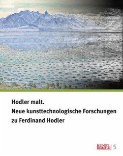 Hodler malt - Hodler, Ferdinand