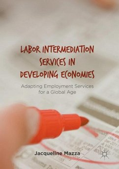 Labor Intermediation Services in Developing Economies - Mazza, Jacqueline