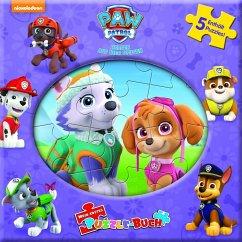 Puzzlebuch Paw Patrol Mädchen