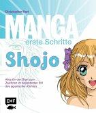 Manga erste Schritte Shojo (Mängelexemplar)