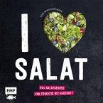 I love Salat (Mängelexemplar)