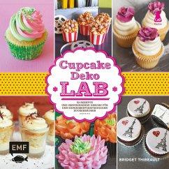 Cupcake-Deko-Lab (Mängelexemplar) - Thibeault, Bridget