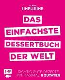 Simplissime - Das einfachste Dessertbuch der Welt (Mängelexemplar)