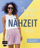 Sommer, Sonne, Nähzeit - 15 Basics für den Sommer nähen (Mängelexemplar)