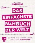 Simplissime - Das einfachste Nähbuch der Welt (Mängelexemplar)