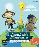 Tierisch süße Häkelfreunde auf Weltreise (Mängelexemplar)