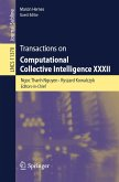 Transactions on Computational Collective Intelligence XXXII (eBook, PDF)