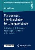 Management interdisziplinärer Forschungsverbünde (eBook, PDF)