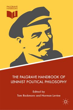 The Palgrave Handbook of Leninist Political Philosophy (eBook, PDF)