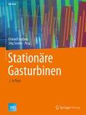 Stationäre Gasturbinen (eBook, PDF)