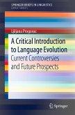 A Critical Introduction to Language Evolution (eBook, PDF)