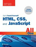 HTML, CSS, and JavaScript All in One, Sams Teach Yourself (eBook, PDF)