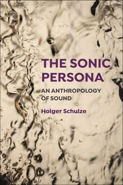 The Sonic Persona (eBook, ePUB) - Schulze, Holger
