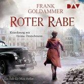 Roter Rabe. Ein Fall für Max Heller (MP3-Download)