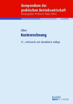 Kostenrechnung (eBook, PDF) - Olfert, Klaus