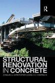Structural Renovation in Concrete (eBook, PDF)