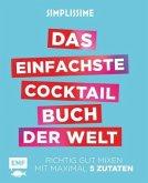 Simplissime - Das einfachste Cocktailbuch der Welt (Mängelexemplar)