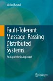 Fault-Tolerant Message-Passing Distributed Systems (eBook, PDF)