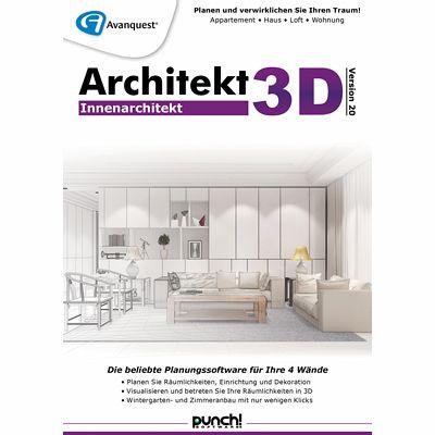Architekt 3d 20 Innenarchitekt Download Für Windows Bei Bücher