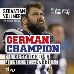 German Champion (MP3-Download) - Vollmer, Sebastian; Hechler, Dominik