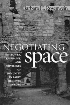 Negotiating Space (eBook, PDF) - Rosenwein, Barbara H.