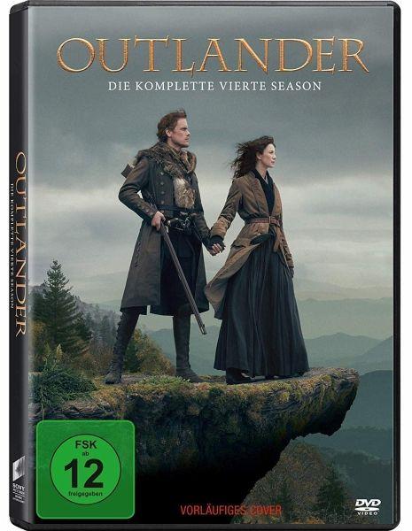 Outlander - Die komplette vierte Season (5 DVDs)