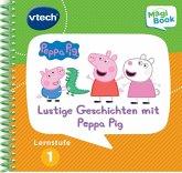 Magibook - Lernstufe 1 - Lustige Geschichten mit Peppa Pig