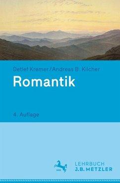 Romantik (eBook, PDF) - Kremer, Detlef