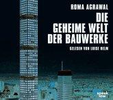 Die geheime Welt der Bauwerke, 1 Audio-CD, MP3 Format