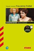 STARK Interpretationen Deutsch - Theodor Fontane: Frau Jenny Treibel, m. 1 Buch, m. 1 Beilage