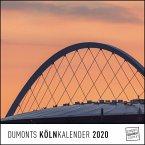 Köln Cologne 2020 - Wandkalender - Quadratformat 24 x 24 cm