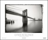 Christopher Thomas: Cities in Silence 2020 - Wandkalender