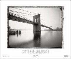 Christopher Thomas: Cities in Silence 2020 - Wandkalender - Thomas, Christopher