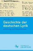 Geschichte der deutschen Lyrik. (eBook, PDF)