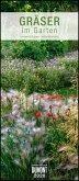 Gräser im Garten 2020 - DUMONT Wandkalender - Garten-Kalender - Hochformat 30,0 x 68,5 cm