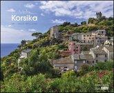 Mein Korsika 2020 - Wandkalender