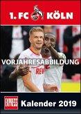 1. FC Köln 2020 - Fußball-Kalender 2020 - Fankalender - 29,7 x 42 cm
