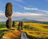 Meine Toscana - Toskana 2020 - Wandkalender 52 x 42,5 cm - Spiralbindung