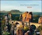 Deutschlandreise 2020 - Fotokunst-Kalender von Berthold Steinhilber