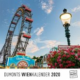 DUMONTS Wienkalender Vienna 2020 - Wandkalender - Quadratformat 24 x 24 cm