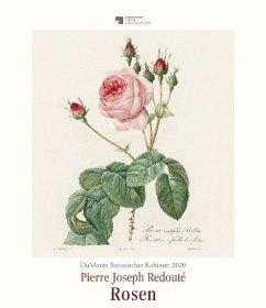 DuMonts Botanisches Kabinett - Rosen von P.J. Redouté - Kunstkalender 2020 - Wandkalender im Hochformat 34,5 x 40 cm