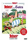 Asterix-Comiccover-Kalender 2020 - Wandkalender