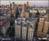Über den Dächern von New York 2020 - Städte-Reise-Kalender - Querformat 58,4 x 48,5 cm - Spiralbindung
