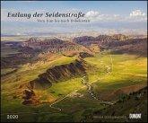 Entlang der Seidenstraße 2020 - Reise-Fotografie von Priska Seisenbacher - Wandkalender