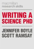 Writing a Science PhD