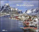 Schönheit des Nordens 2020 - Wandkalender 52 x 42,5 cm - Spiralbindung