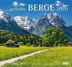 Geliebte Berge 2020 - DuMont Wandkalender