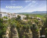 Mein Andalusien 2020 - Wandkalender 52 x 42,5 cm - Spiralbindung