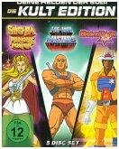 Deine Helden der 80er - Die Kult Edition - Lim. Ed DVD-Box