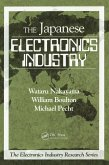 The Japanese Electronics Industry (eBook, ePUB)
